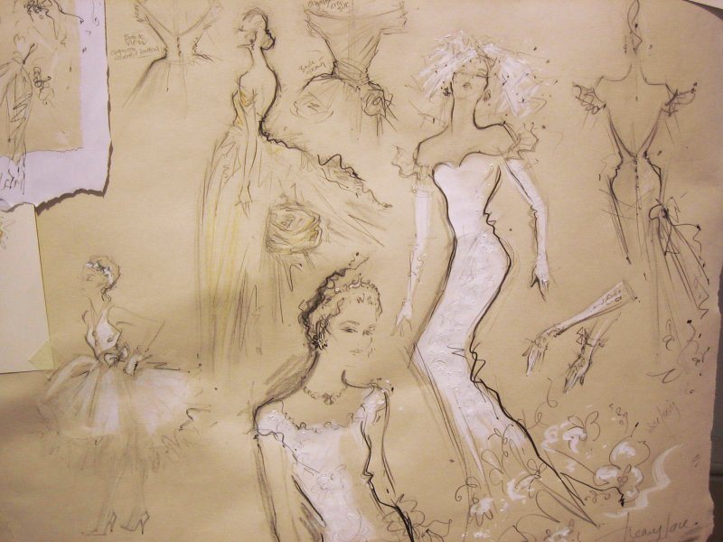 Wedding Sketches, 2014